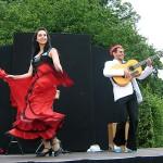 Salsa, Flamenco, Ballet, Musik und Comedy